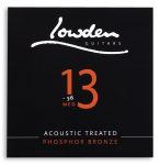 Lowden 13-56, Phosphor Bronze Strings