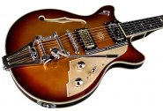 Duesenberg Starplayer Joe Walsh Goldburst, ON HOLD!