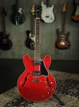 Gibson ES335, Custom Shop 2010, cherry,  pre-owned - SOLD!