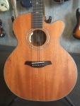 Furch S 23, L.R. Baggs Anthem Pickup System, all Mahogany, SOLD!
