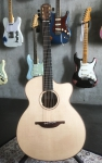 Lowden Jon Gomm, L.R. Baggs Anthem Pickup System, Keith Banjo Tuners, high E and B string,SOLD!