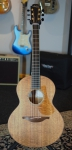 Lowden S35M, Mastergrade Fiddleback Mahogany Body, Back & Sides, SOLD!