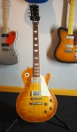 Schwarz Custom Guitars St. Helens, Summit, Amberburst, light aged, Kloppmann HB 59 Pickups, SOLD!