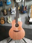 Lowden F50c, Sinker Redwood Top, African Blackwood Body, LR Baggs Anthem