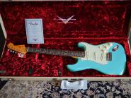 Fender Custom Shop 1964 heavy Relic Stratocaster, Ltd. Edition NAMM 2016, Sea Foam Green,SOLD!