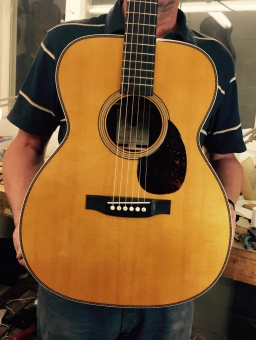 Atkin Guitars Retrospective OM28, SOLD!