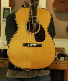 Atkin Guitars Retrospective OM28, relic, SOLD!
