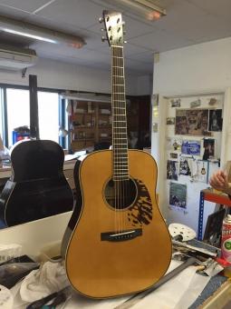 Atkin Guitars White Rice, relic, SOLD!