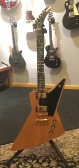 "Schwarz Custom Guitars Model X ""Superba"", SOLD!"