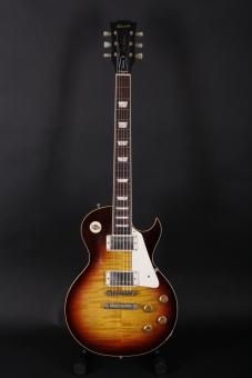 Schwarz Custom Guitars St. Helens, Summit, Bourbonburst, light aged, SOLD!