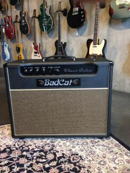 Bad Cat Classic Deluxe K-Master! SOLD!