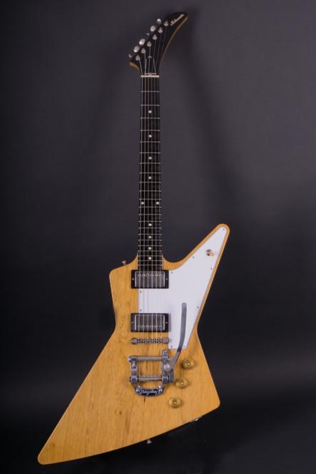 "Schwarz Custom Guitars Model X ""Superba"""