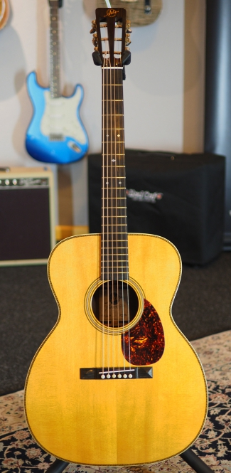 Atkin Guitars OM37 relic, SOLD!