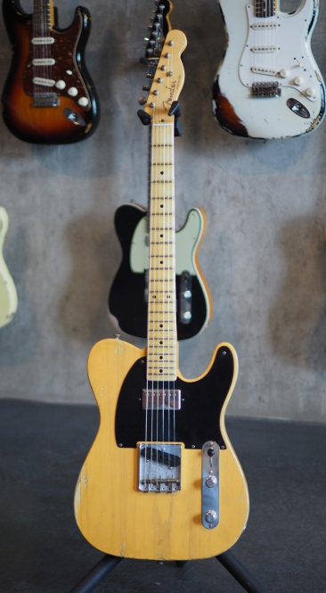 Fender Custom Shop Paul Waller Masterbuilt, 1952 Relic Telecaster 'Keef', heavy relic, SOLD!