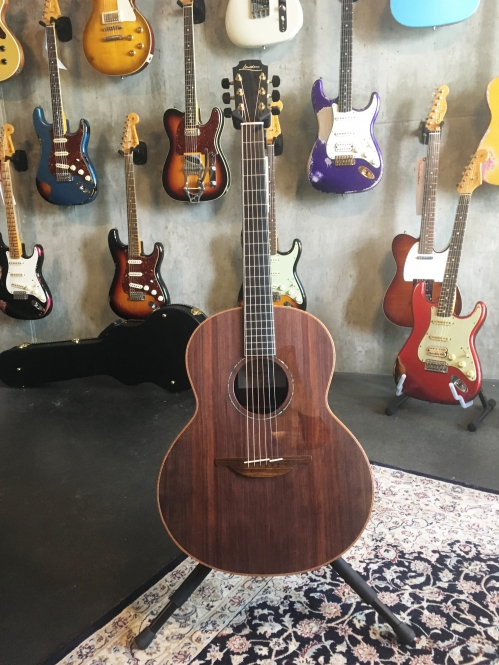 Lowden F35, IR/RED, Mahogany Neck, SOLD!