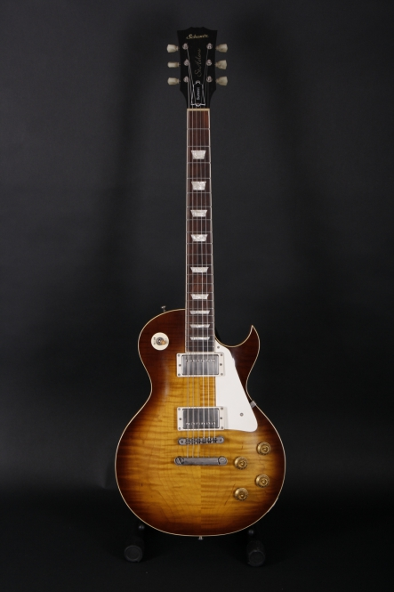 Schwarz Custom Guitars St. Helens, Summit, Tobacco Sunburst, light aged, SOLD!