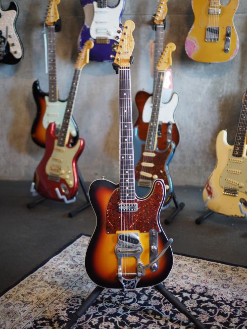 Fender Custom Shop Dale Wilson Masterbuilt, 1960 Custom Telecaster, 3TS, closet classic