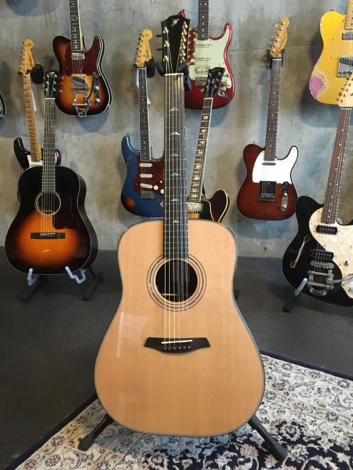 Furch D 23 CR-9 String, Custom, L.R. Baggs Elements, Rosewood Body, Cedar Top