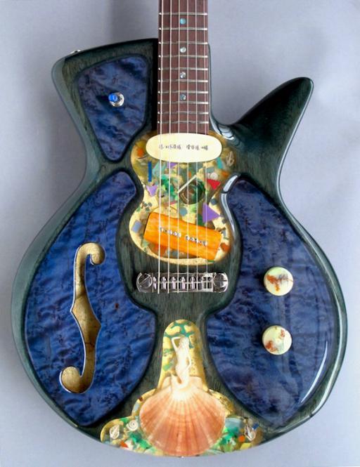 Michael Spalt Instruments 'SIREN'S SONG', SOLD!