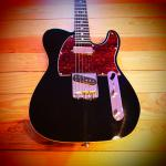 Ray Gerold  #1, Twangstar Deluxe, all black, SOLD!