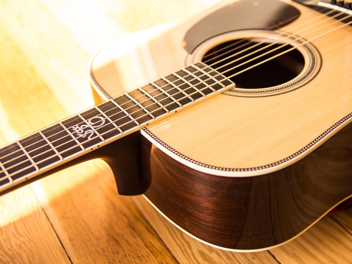 from Titus dating santa cruz guitars