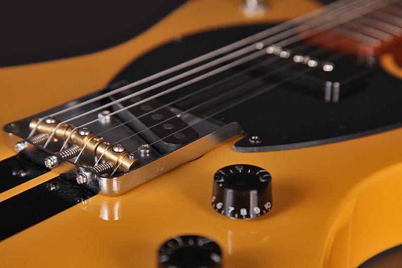 BEE-3 Vintage Carolina Guitar Show Brooks Cobb Guitars