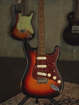 Fender Custom Shop Stratocaster '63, sunburst, JC FAT Pickups, relic, SOLD!