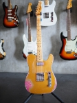 Fender Custom Shop Greg Fessler Masterbuilt, 1969 Telecaster, Frost Gold over Pink Paisley, heavy relic, SOLD!
