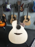 Lowden Thomas Leeb Signature, L.R. Baggs Anthem , Pickup System, SOLD!