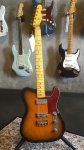 Nash T-Gold Foil, 2Tone Sunburst, light relic, SOLD!