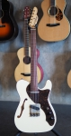 Tonfuchs Lovecaster Custom,Thinline, SOLD!