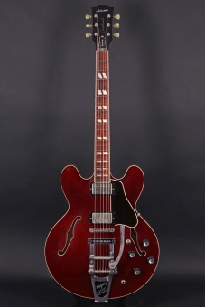 Schwarz Custom Guitars Cardinal, Summit, ruby red, light aged, SOLD!