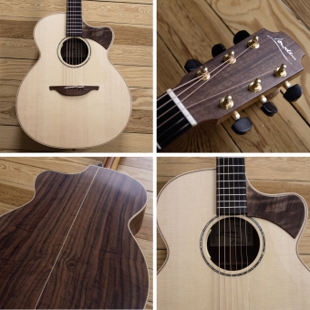 Lowden Thomas Leeb Signature, L.R. Baggs Anthem Pickup System, SOLD!