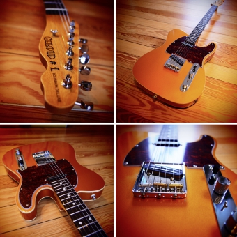 Ray Gerold #1,  Bourbon Deluxe, all gold, SOLD!