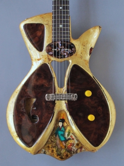 Michael Spalt Instruments 'The Lady Travels', SOLD!
