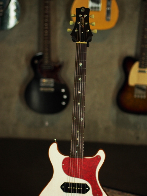 Gamble Guitars 'Miss G.', SOLD!
