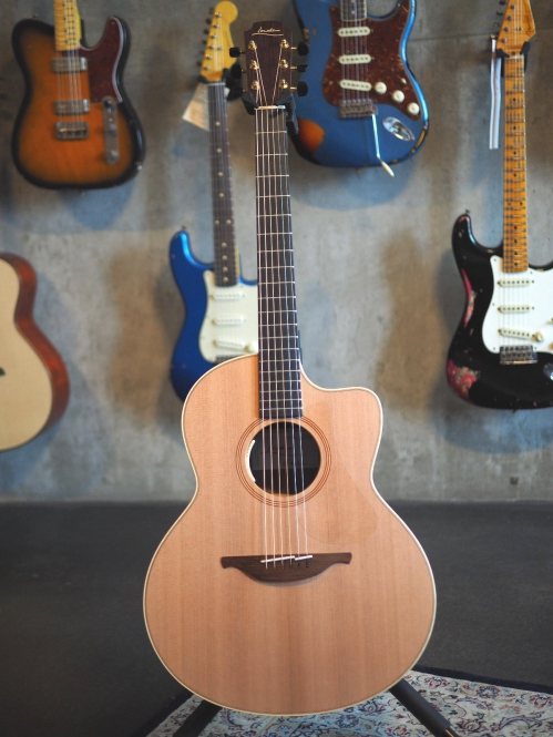 Lowden F23c, LR Baggs Anthem, USED!, SOLD!