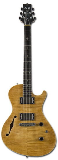 Gamble Guitars Rockfire Semi - SOLD!