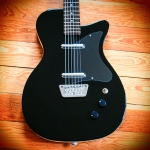 Danelectro 56 Bariton, black, SOLD!